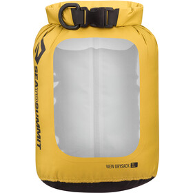 Sea to Summit View Dry Sack 2L bottle, yellow